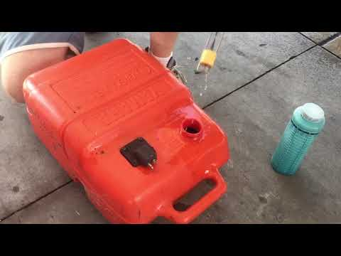 2 stroke diy gas oil mix for boat motor