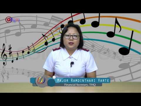 Short Speech on Music & Creative Arts Sunday 2017  Major  Dini Varte
