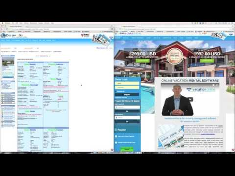 Edit Daily Leases and Rates - ivacationonline Vacation Rental Software
