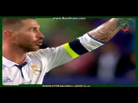Real Madrid vs Sevilla 3-2 | Final  Super Eropa UEFA 2016