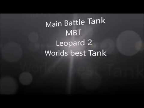THE MAIN BATTLE TANK LEOPARD 2A7