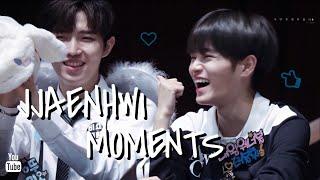 Wanna One Daehwi & Jaehwan | JJAENHWI MOMENTS 짼휘 모먼트 PART 2