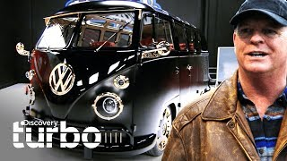 Combi con un look steampunk | West Coast Customs | Discovery Turbo