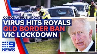 Coronavirus: Australian Deaths, Prince Charles Positive   Nine News Australia