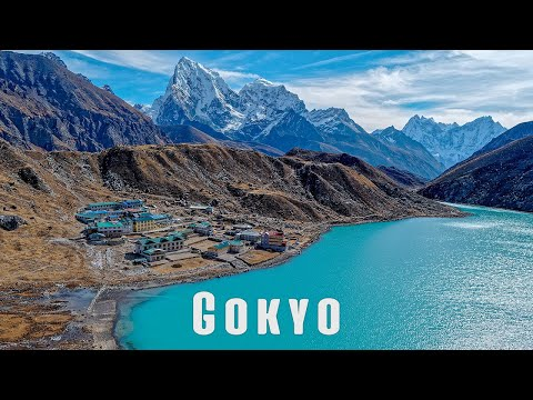 Trekking to Gokyo Valley in Nepal | Travel Video