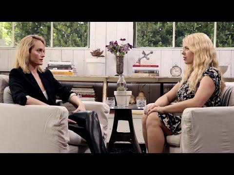 Amber Valletta  The Conversation With Amanda de Cadenet  LStudio created by Lexus