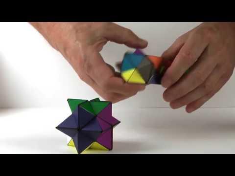 StarCube Geometric Puzzle