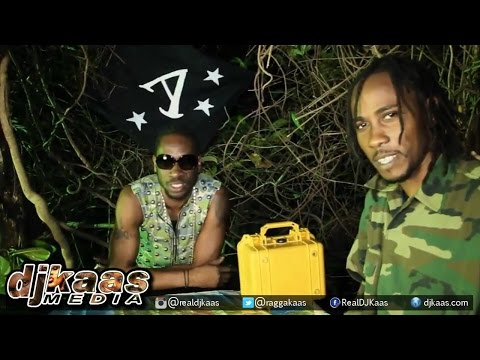 Bounty Killer & Nymron - They Keep Falling [OMV Behind The Scenes] 2015