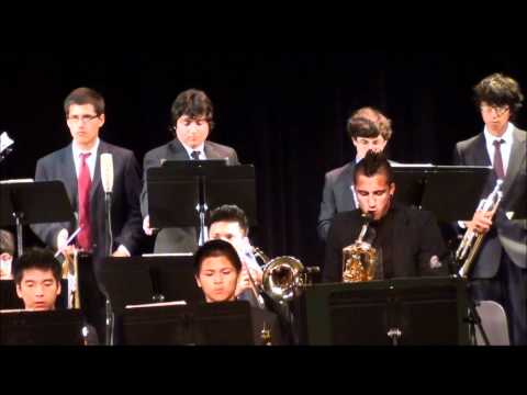 Eagle Rock Sr. Jazz Band Vine Street Rumble
