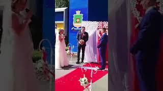 Рэп невесты на свадьбе👰🏼 🤵🏻💍25.08.2018