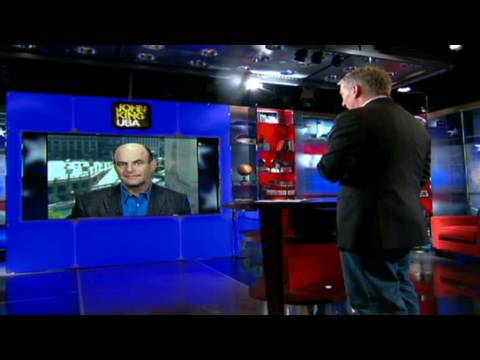 CNN: Peter Sagal of NPR dissecting this week's top stories