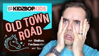 The Kidz Bop cover of Old Town Road will break you. (JackAsk #94)