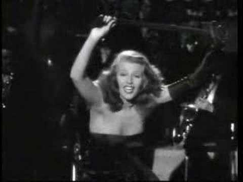 Rita Hayworth - Put the Blame on Mame