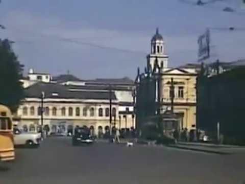 Cinegrafista amador que filmou Porto Alegre em 1946