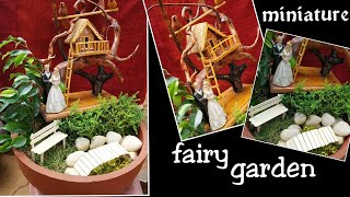 Let's make a beautiful miniature garden. Here I'am showing how to m...