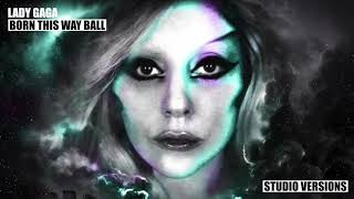 Lady Gaga - Highway Unicorn (Born This Way Ball Tour - Studio Version) [Remaster]