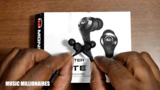MONSTER N-LITE HEADPHONES VS. BEATS BY DRE You Won't believe what I found-Review