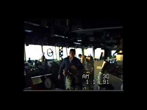 USS SAN JACINTO (CG-56) DESERT STORM