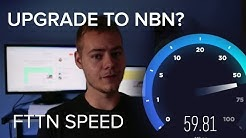 How fast is NBN compared to ADSL2+? Speed Test!