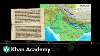 Introduction to the Vedic Period  | World History | Khan Academy