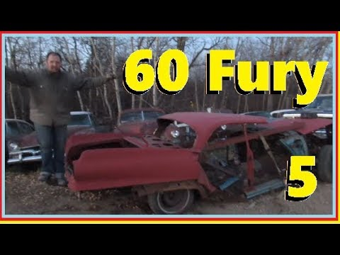 1960 Plymouth Fury Daily Driver Special Part 5!