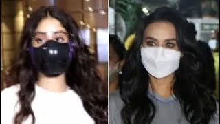 How Janhvi Kapoor, Preity Zinta, And Hina Khan Spent Their Tuesday