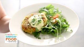 Curry-spiced Veggie Burgers | Everyday Food With Sarah Carey