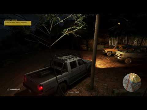Tom Clancy's Ghost Recon: Wildlands  Beta gameplay 1 PS4 Pro