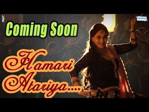 Hamari Atariya - Song Teaser Invite By Madhuri Dixit Nene - Dedh Ishqiya Exclusive
