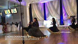 Bollywood Dance Performance - July 6th 2018 Reception