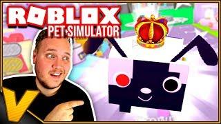 BOOSTER HATTE TIL PETS :: Pet Simulator - Roblox Dansk