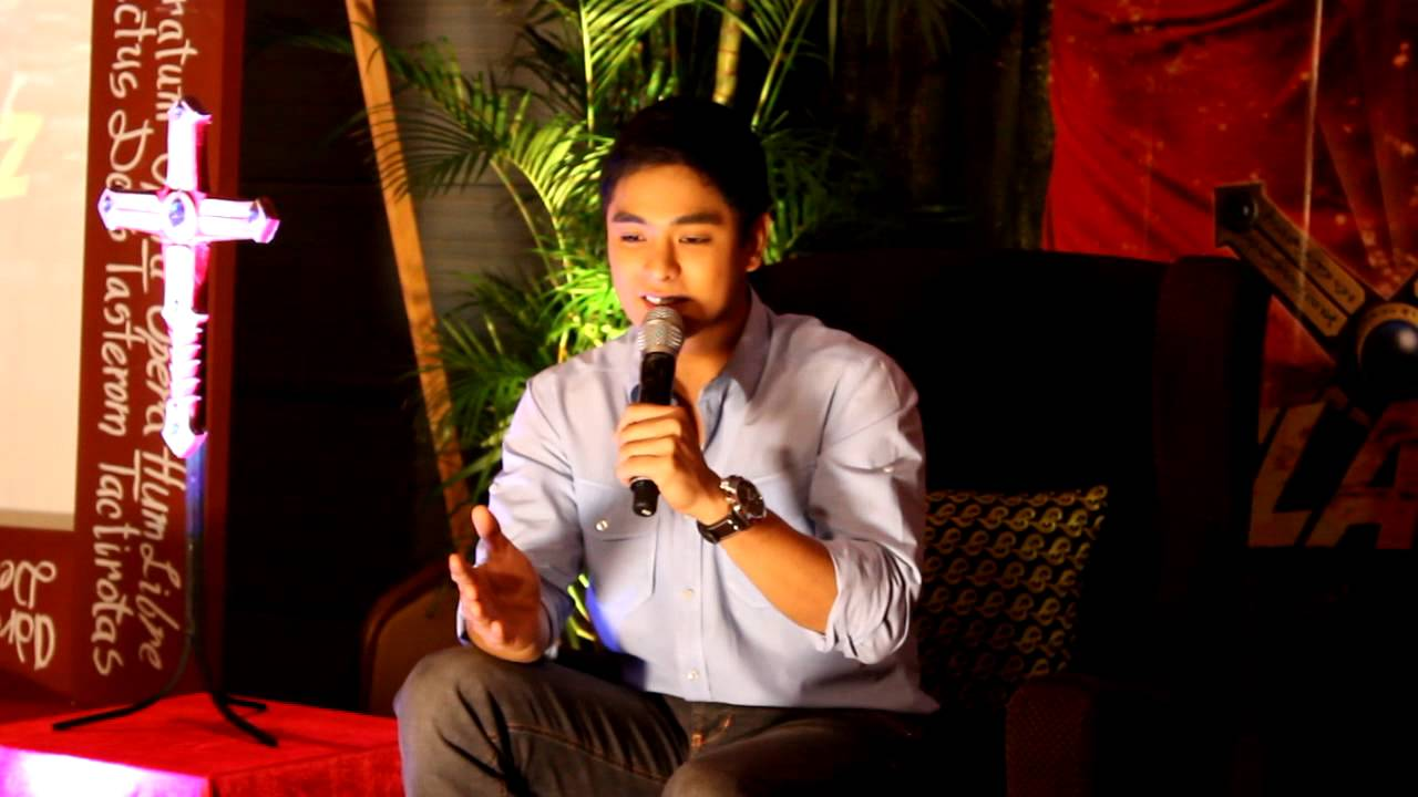 coco martin on his new leading lady erich gonzales youtube