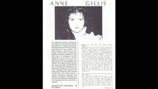 Anne Gillis - Live In Bordeaux 1988