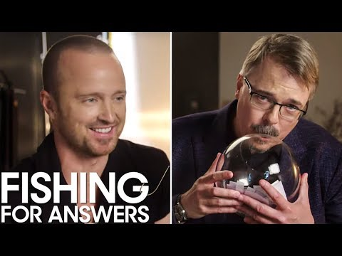 Vince Gilligan & Aaron Paul: 'El Camino: A Breaking Bad Movie,' Bryan Cranston Pranks & More | THR