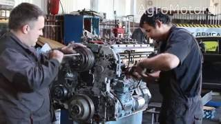 видео Двигатели Deutz серия 2011/2012 Genset