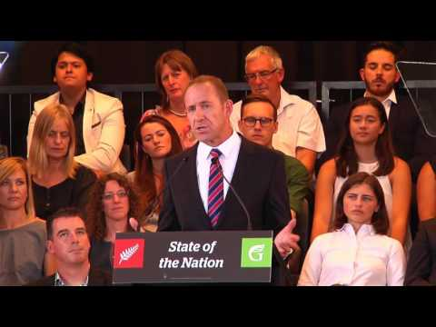 Andrew Little's State of the Nation 2017