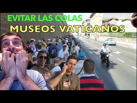 Museos vaticanos entrada sin colas (MibauldeblogsTV)