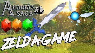 THE BEST ZELDA GAME! | Roblox | Aeadia's Saga