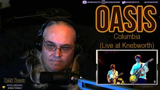 Baixar Oasis - Requested Reaction - Columbia - Knebworth