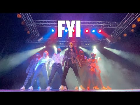 Don`t Stop KPOP - FYI Performance | Dynamo Zürich