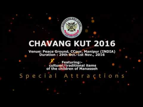 Chavang  Kut-2016 (Special Attractions)/at Peace Ground Tuibong,Ccpur,Manipur (INDIA)