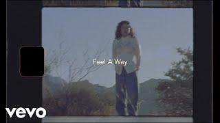 Kiana Ledé - Feel A Way. (Lyric Video)