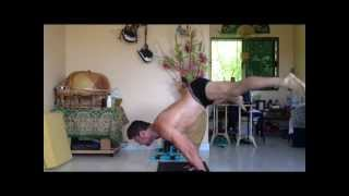 Straddle planche achieved (11 months)