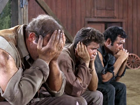 "Three Wise Monkeys in Bonanza - song ""Wise Monkeys"" by Phil Carmen, clips from ""Ponderosa Matador"""