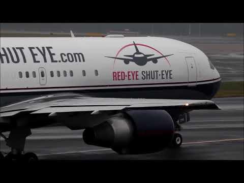 Taxing plane introduces Red-Eye Shut-Eye, Inc.
