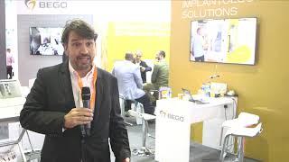 Aeedc Dubai Exhibitor Testimonial | Dr. Marcio Garcia dos Santos | Bego Implant Systems | Germany