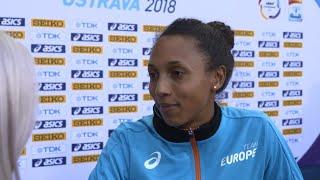 IAAF Continental Cup Ostrava 2018 - Malaika Mihambo GER Long Jump Women