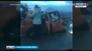 Обзор ДТП за последние сутки на Ставрополье