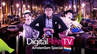 DigitalRev TV - Amsterdam Special Pt. 3 (feat. Olympus 17mm f1.8, Fujifilm X100S and PhaseOne)