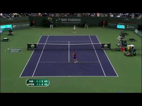 Indian Wells 2009 - Tuesday Night Session